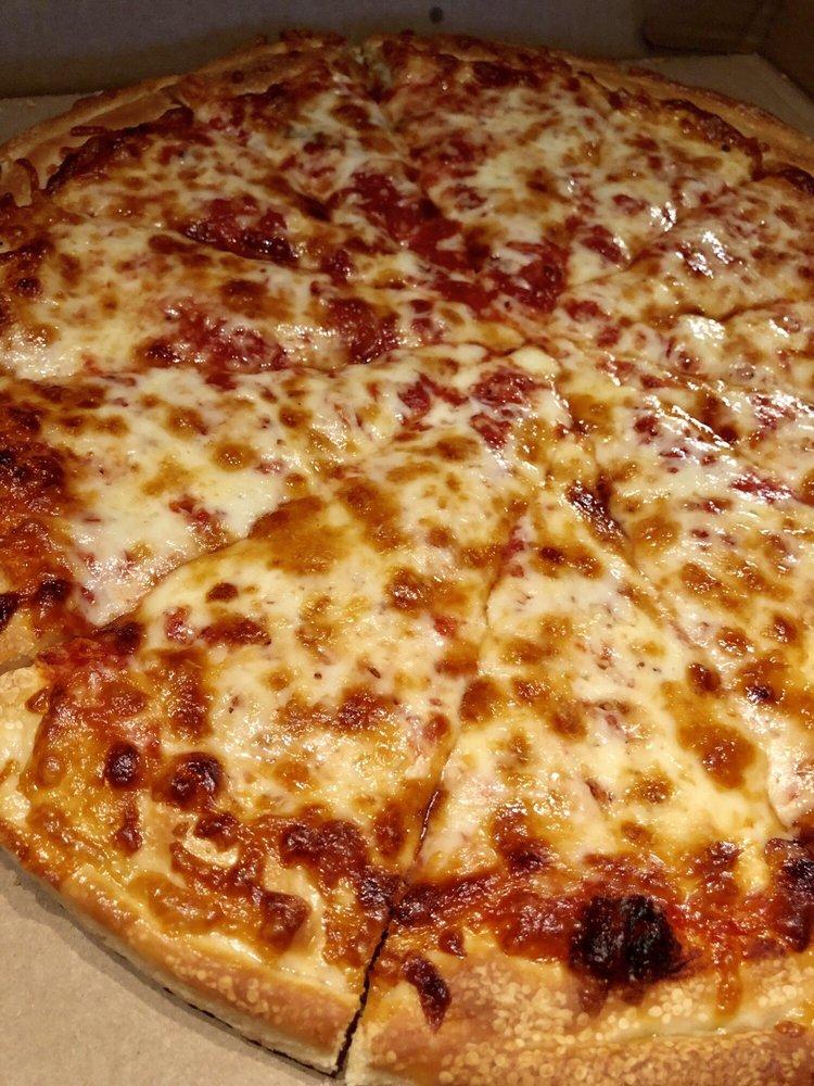 Harry's Famous Pizza: 324 Main St, Douglas, MA