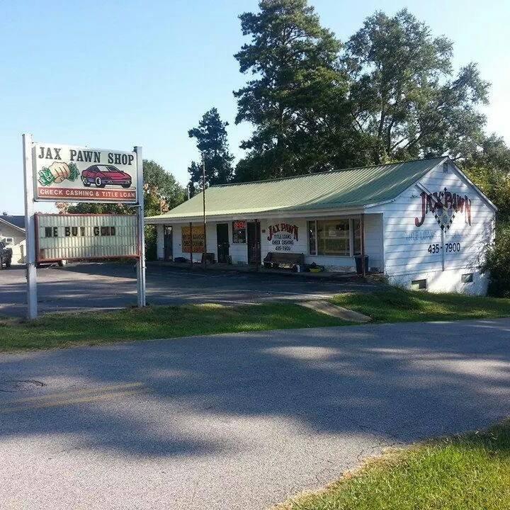 Jax Pawn Shop
