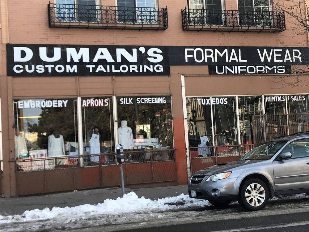 Duman's Custom Tailor