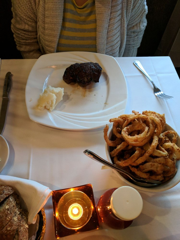 Food from Sparkill Steakhouse
