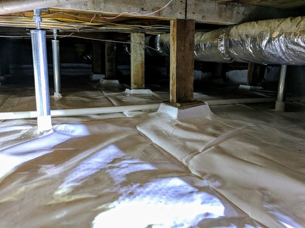40 Photos For E Mora Construction The Crawl Specialists