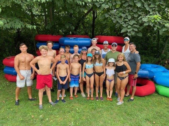 Luna Rafting: 438 Riverview Rd, Lehighton, PA