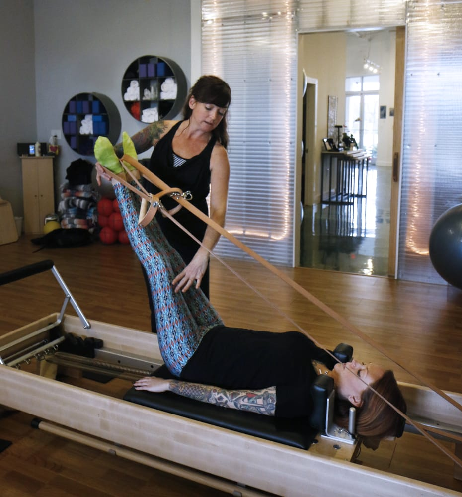 Spring Pilates Studio: 917 Town Center Dr, Wilmington, NC