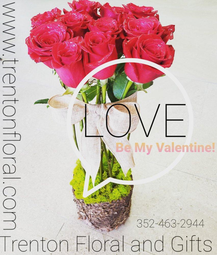 Trenton Floral & Marty's Designs: 110 N Main St, Trenton, FL