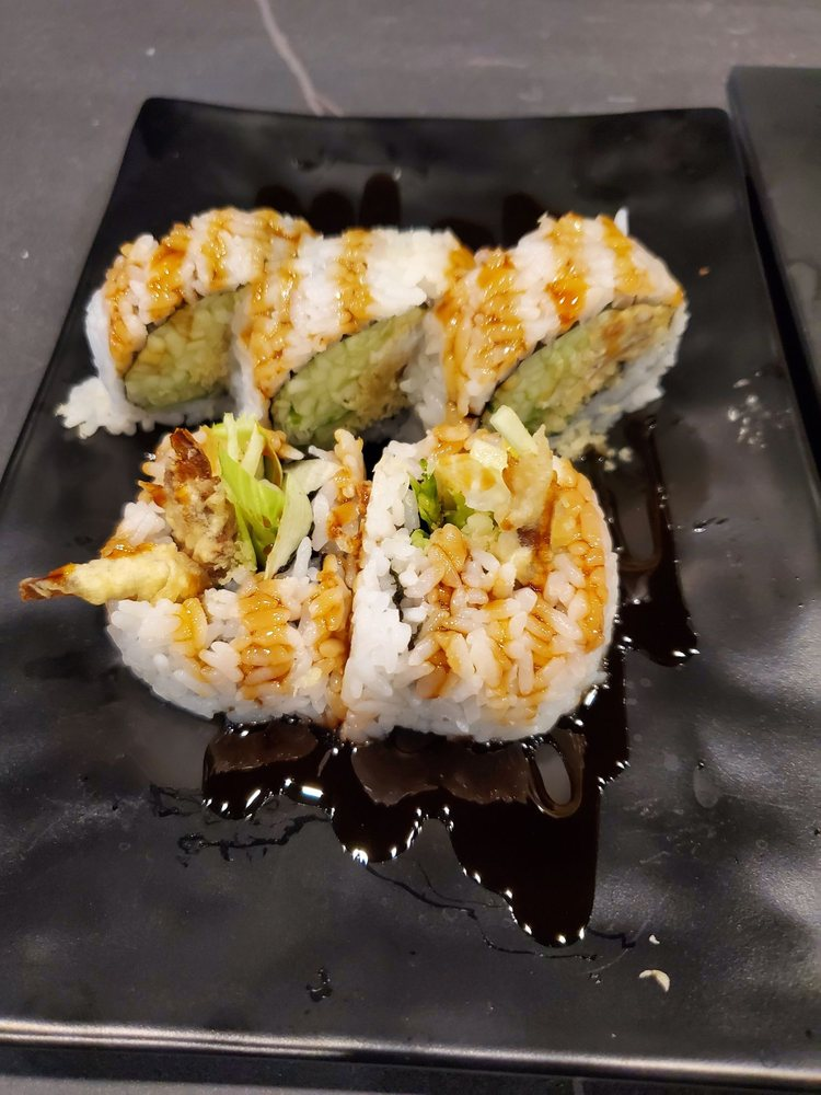 SEE-WEE-ROLL Japanese Restaurant: 4721 Airport Blvd, Mobile, AL