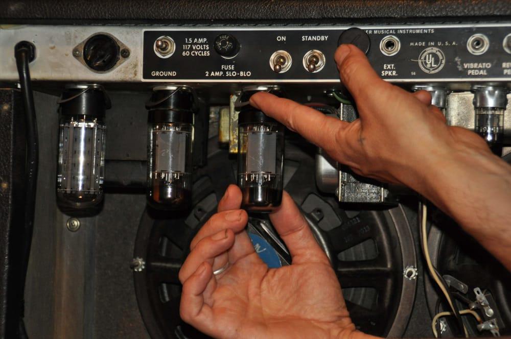 ToneTron Amps