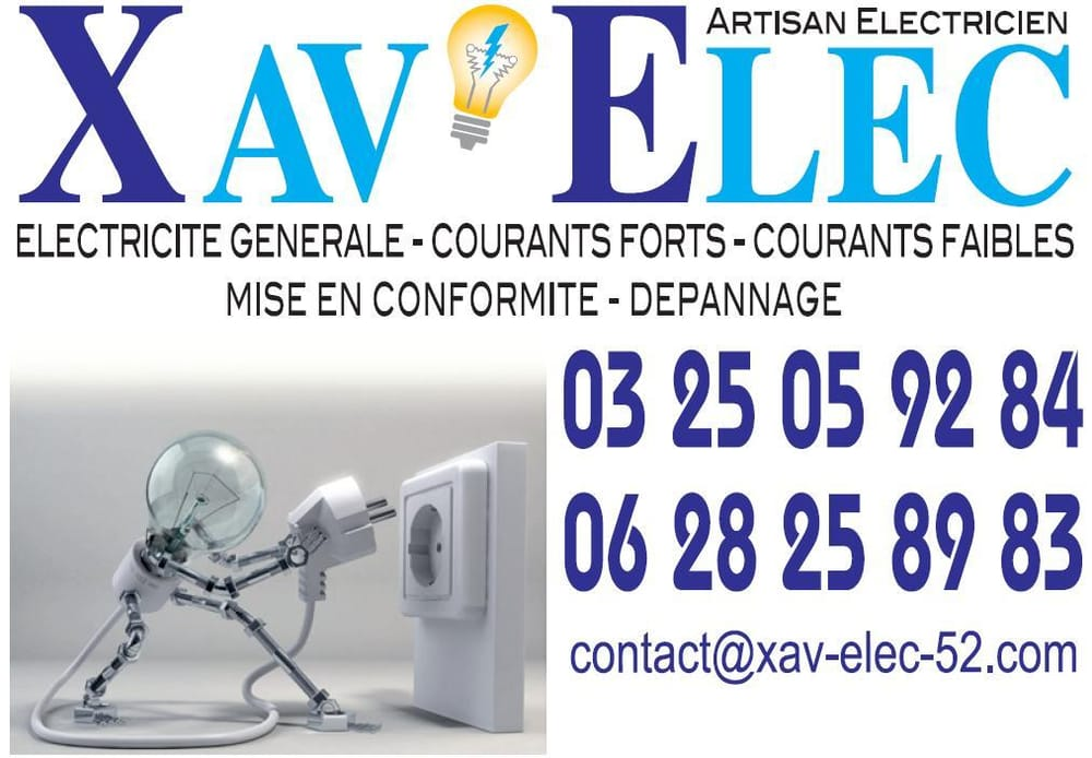 xav elec lectricien 22 rue de l 39 isle montier en der haute marne num ro de t l phone yelp. Black Bedroom Furniture Sets. Home Design Ideas