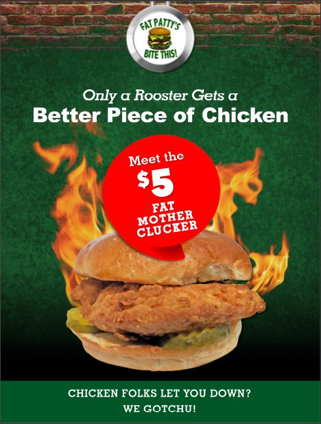 Fat Patty's: 1442 Winchester Ave, Ashland, KY