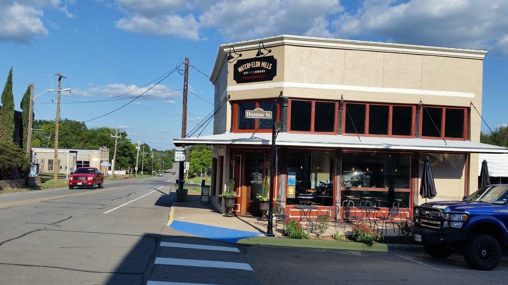 Photo of Watermelon Mills Coffeehouse - Mount Vernon, TX, United States. Watermelon Mills Coffee house
