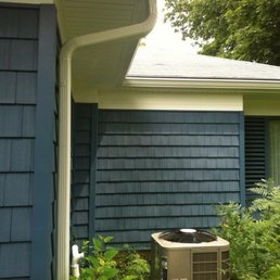 Photo Of Unique Home Solutions Indianapolis In United States Siding Install