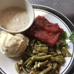Photo Of River S Edge Cheraw Sc United States Meatloaf Beans