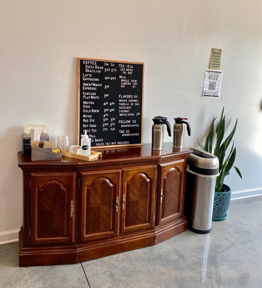 Hayday Coffee: 155 S New York Ave, Atlantic City, NJ