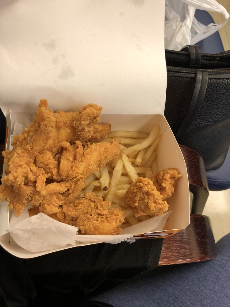 Texas Chicken & Burgers