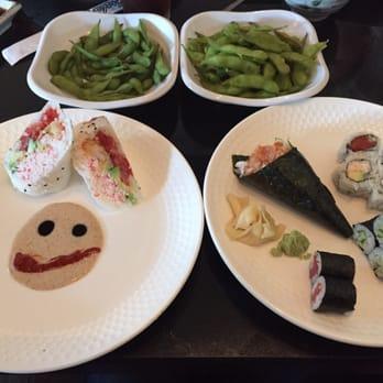 Asaka Japanese Restaurant Sushi Menu