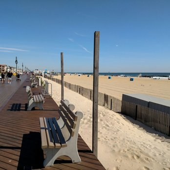 Photo Of Belmar Beach Nj United States Boards North