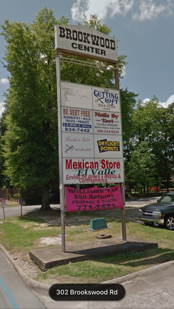 Mexican Store El Valle: 301 Brookswood Rd, Sherwood, AR