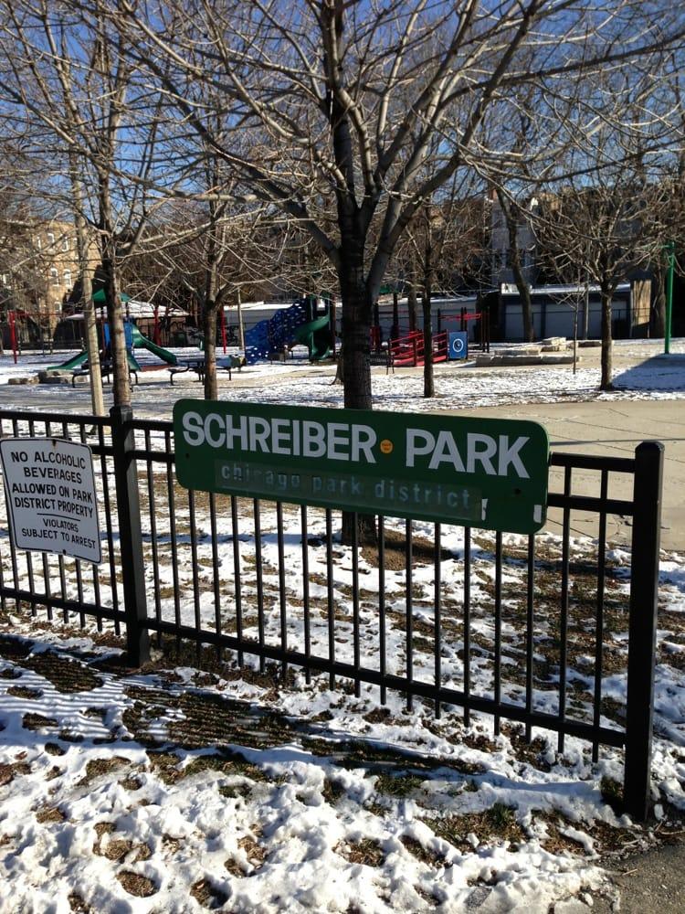 Chicago Park District: 1552 W Schreiber Ave, Chicago, IL