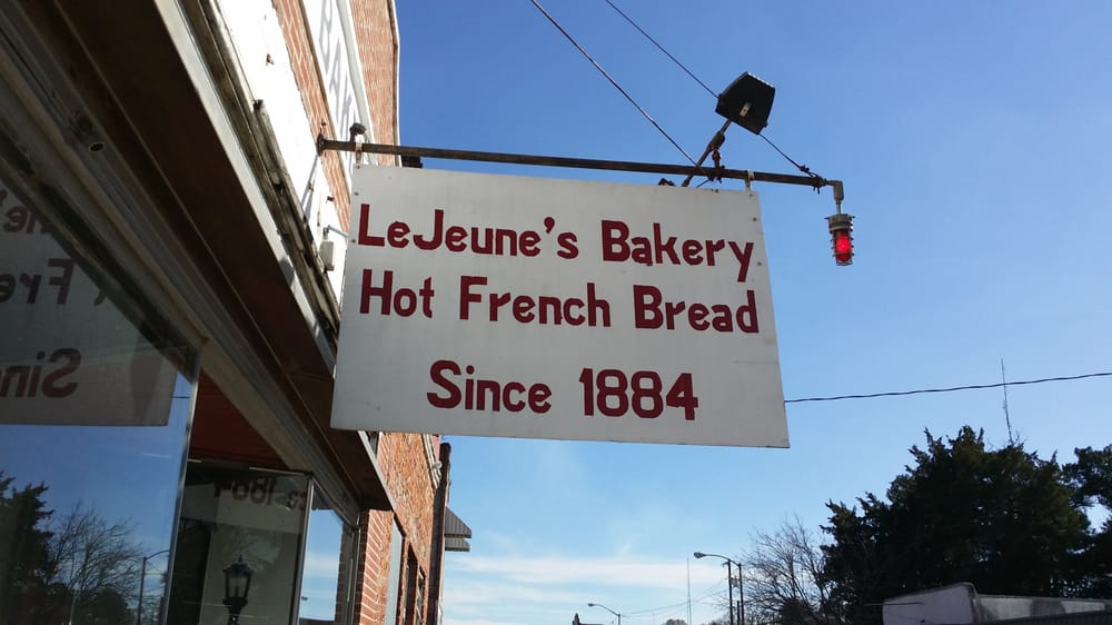 Lejeune's Bakery: 1510 Main St, Jeanerette, LA
