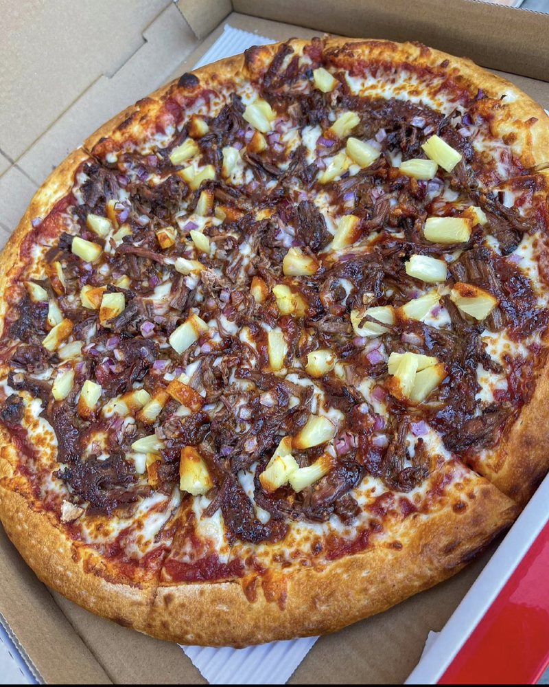 Big Al's Pizzeria: 6044 Atlantic Blvd, Maywood, CA