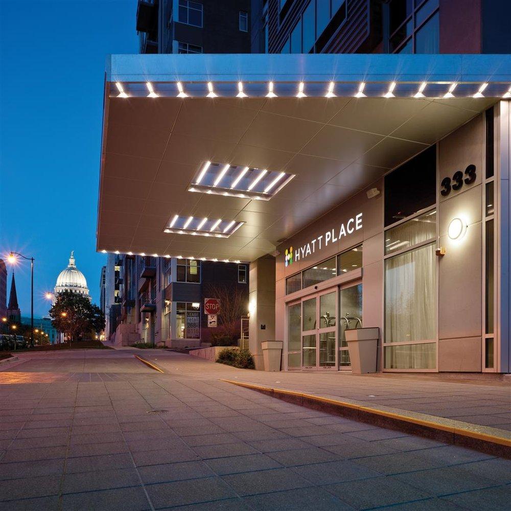 Hotels Near Uw Madison Campus