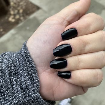 Photo of Perfection Nails Salon - Seattle, WA, United States. Acrylic coffin nails