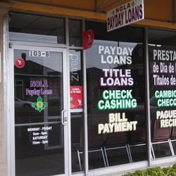 Nola Payday Loans