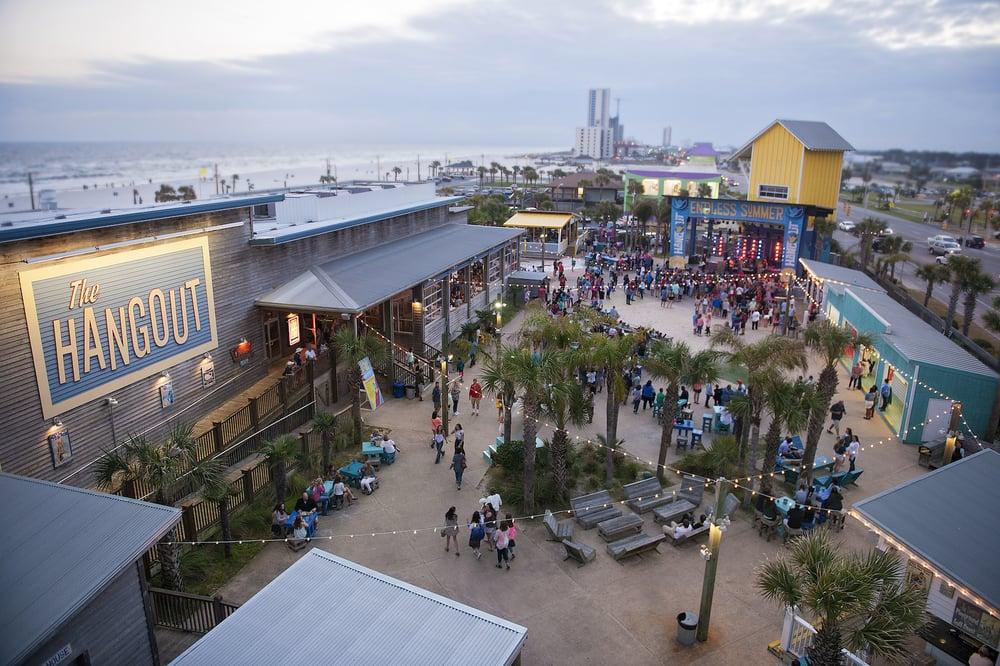 Gulf Shores State Park Pier Restaurant