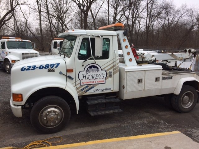 Towing business in Harrison, PA