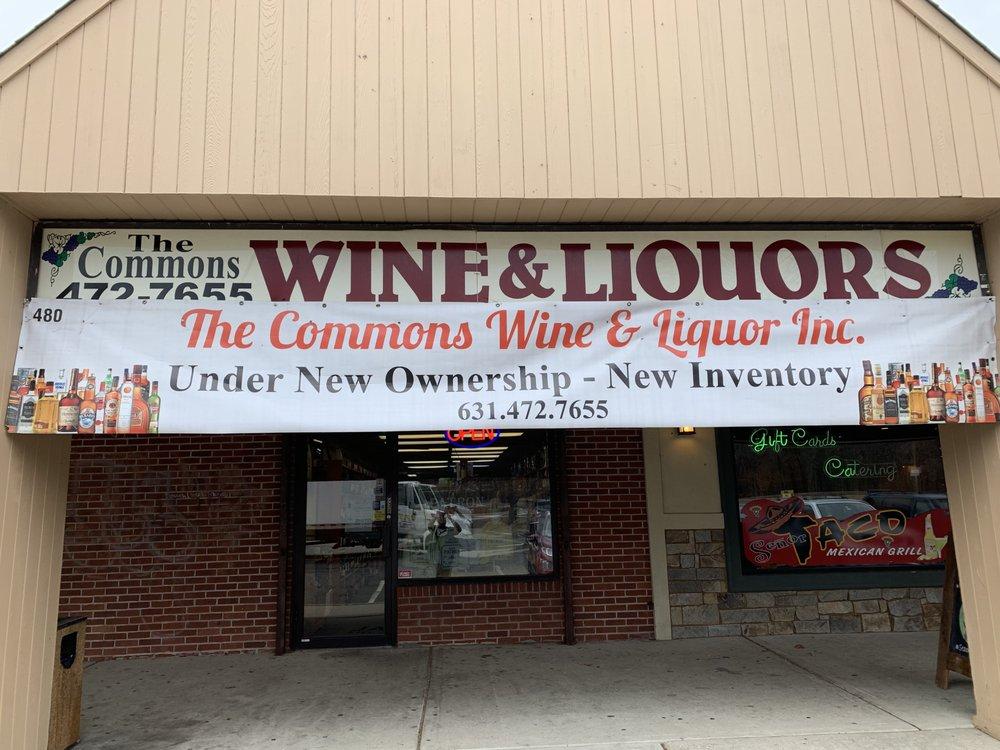Commons Wine & Liquors: 480-17 Patchogue-Holbrook Rd, Holbrook, NY