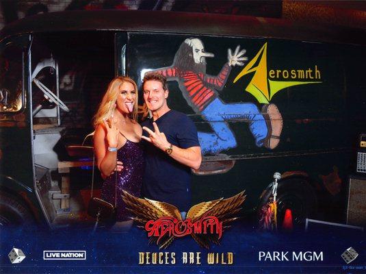 Park Theater 3770 Las Vegas Blvd S Las Vegas, NV Performing