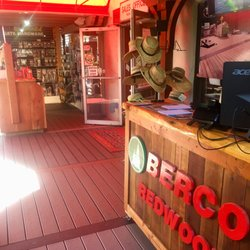 Photo Of Berco Redwood Sacramento Ca United States Outside Counter For Busy