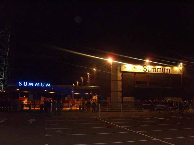 Le Summum - Alpexpo