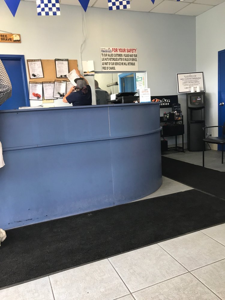 St. Lucie Battery & Tire - Jensen Beach: 1650 Jensen Beach Blvd, Jensen Beach, FL