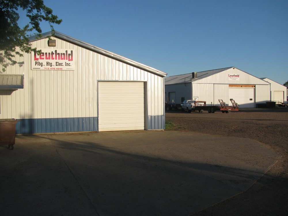 Leuthold Plumbing Heating & Electric: 207 Clinton S, Lester, IA