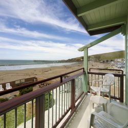 Photo Of Sline Inn Cayucos Ca United States Beachfront King Room