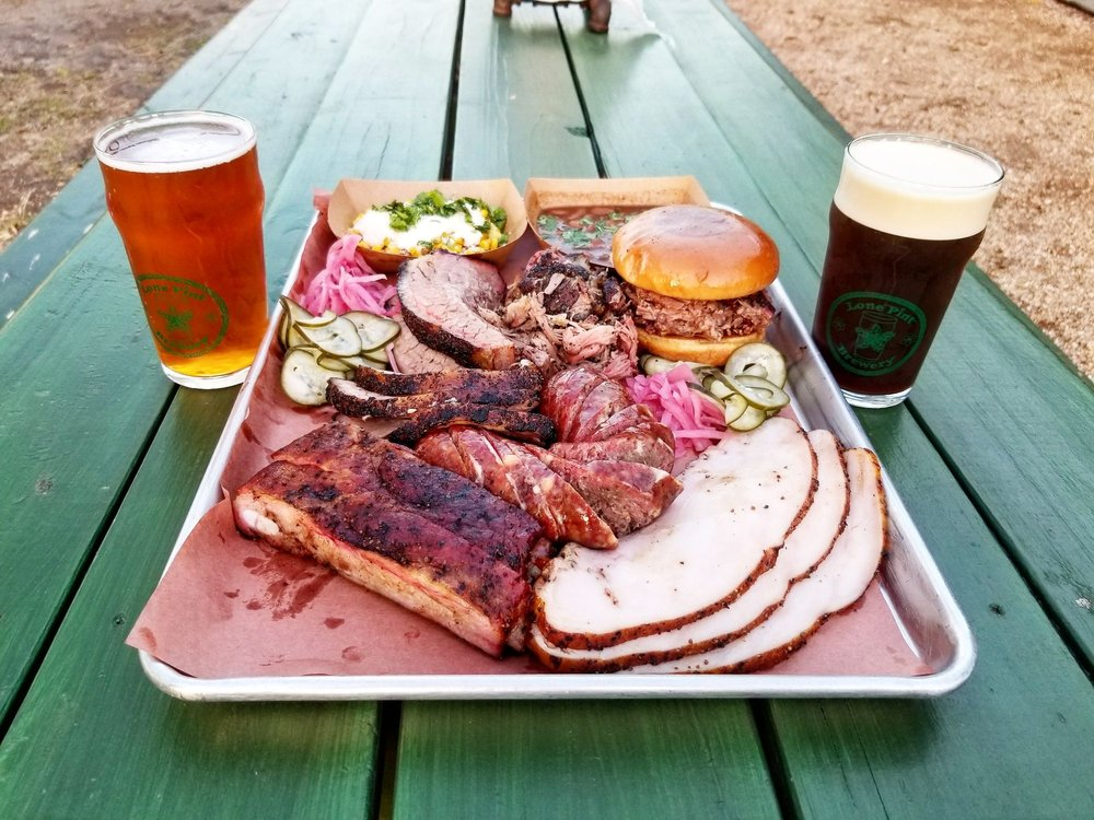 Reveille Barbecue Co.: 507 Commerce St, Magnolia, TX