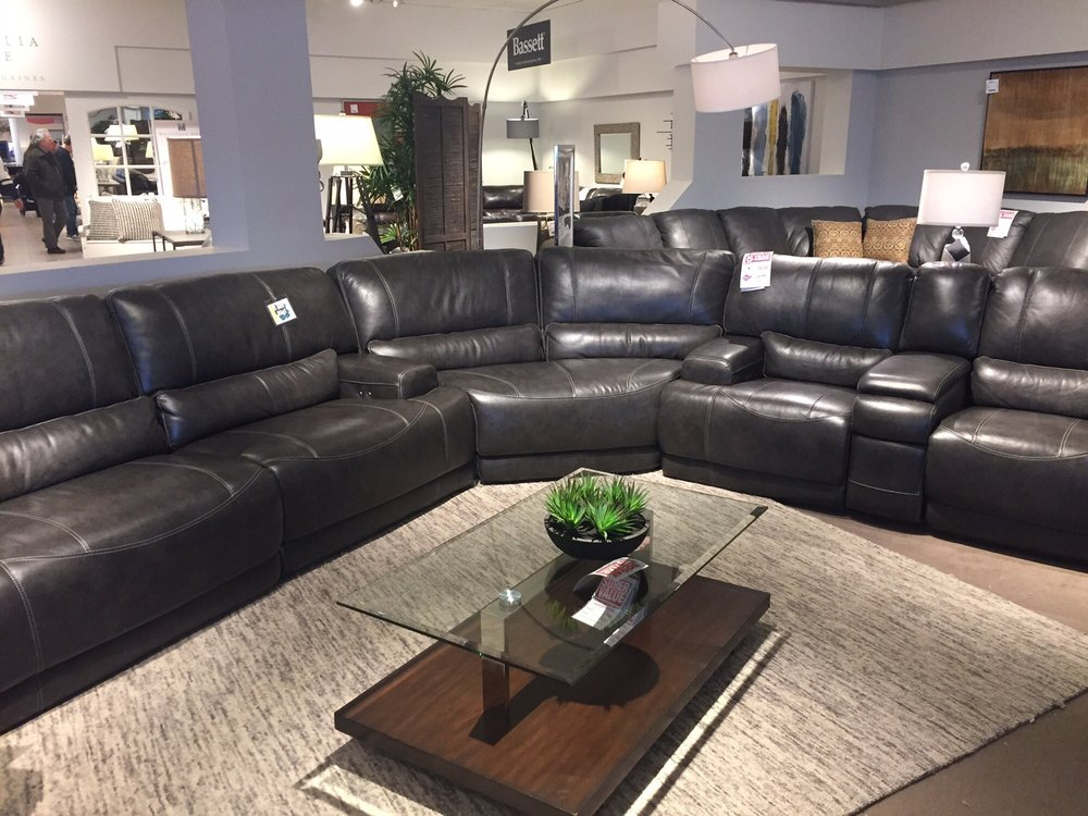 Darvin furniture has nice quality furniture and a nice