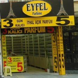 Eyfel Parfüm Cosmetics Beauty Supply Kemalpaşa Cad 1717 Sk