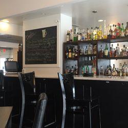 Photo Of The Bistro Williamston Mi United States Granite Bar