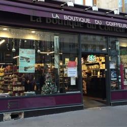 la boutique du coiffeur 11 photos produits de beaut cosm tiques 26 bd poissonni re. Black Bedroom Furniture Sets. Home Design Ideas
