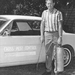 Photo Of Cross Pest Control Tampa Thonotosa Fl United States