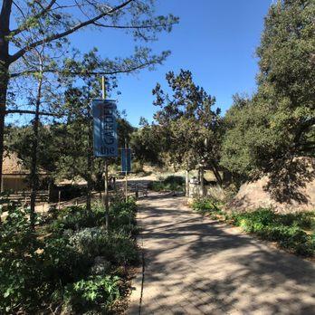Photo Of Santa Barbara Botanic Garden   Santa Barbara, CA, United States.  Entrance