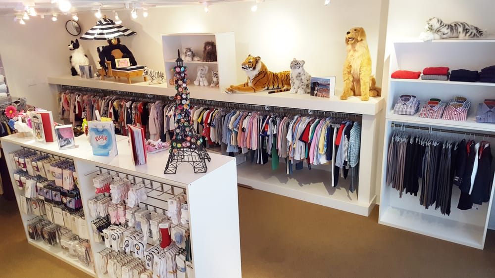 Hollyhocks Children's Boutique: 2817 E 3rd Ave, Denver, CO