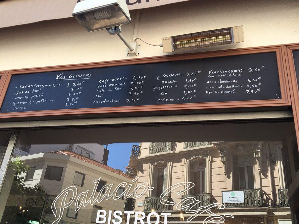 Palacio caf franc s 2 square merimee cannes alpes - Restaurante merimee ...