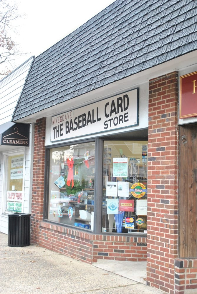 The store in midland park nj yelp photo of the baseball card store midland park nj united states the sciox Gallery