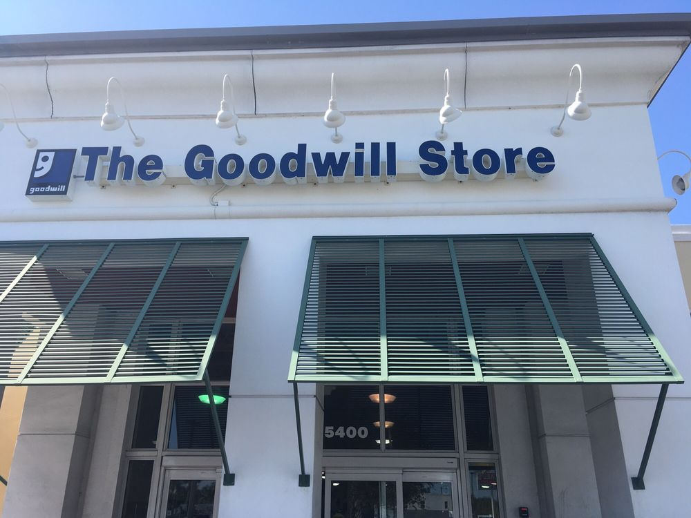 Goodwill West Palm Beach/South Dixie Store & Donation Center: 5400 S Dixie Hwy, West Palm Beach, FL