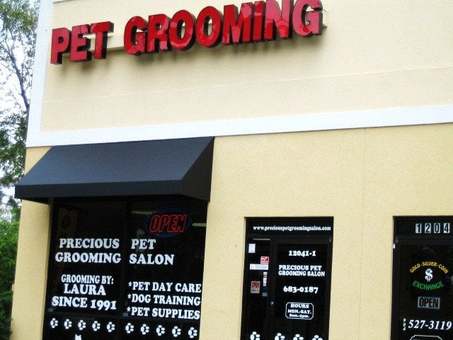 Photos for precious pet grooming salon yelp for Dog grooming salons near me