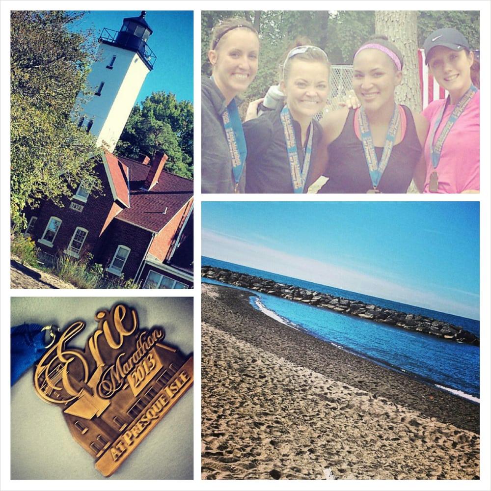 Erie Marathon: Erie, PA