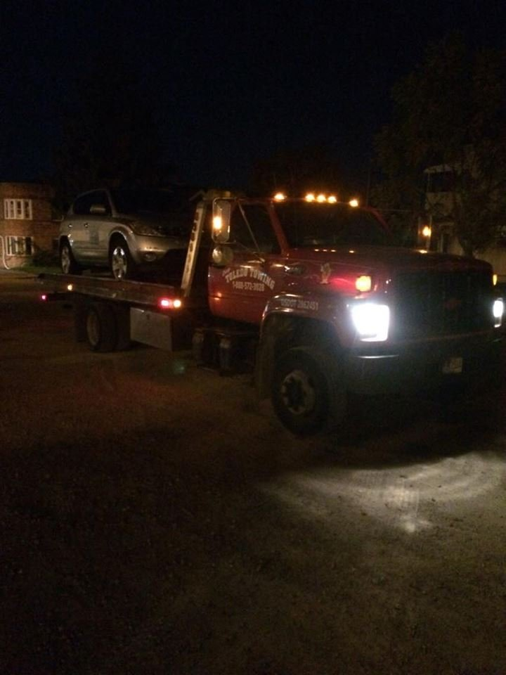 Cheap Toledo Towing: 2021 W Terrace View St, Toledo, OH