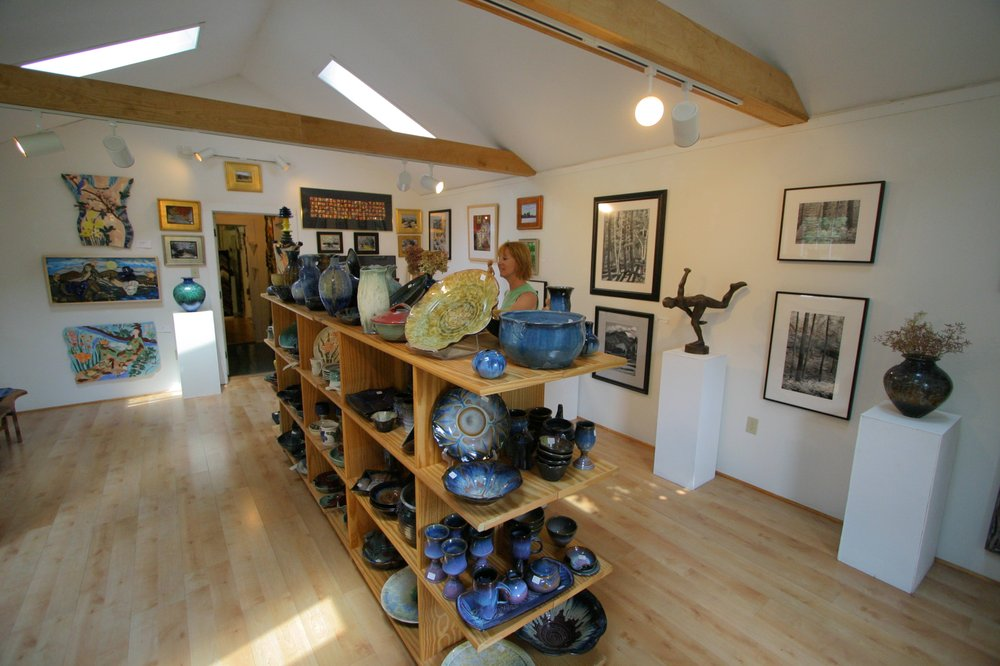 Portage Hill Gallery: 6439 S Portage Rd, Westfield, NY